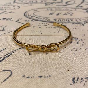 kate spade sparklers bow cuff bracelet